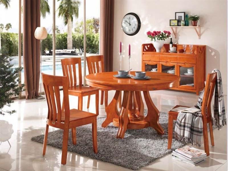 实木餐桌_怀化实木家具